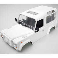 1/10 Land Rover Defender D90 Hard Plastic Body Kit