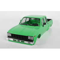 RC4WD Mojave II Four Door Complete Body Set (Green)