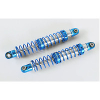 King Off-Road Scale Dual Spring Shocks (90mm)