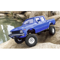 "RC4WD Trail Finder 2 ""LWB"" RTR w/Mojave II Four Door Body Set"