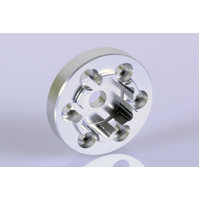 OEM Steel 1.9 Stock Beadlock Wheel Hexes