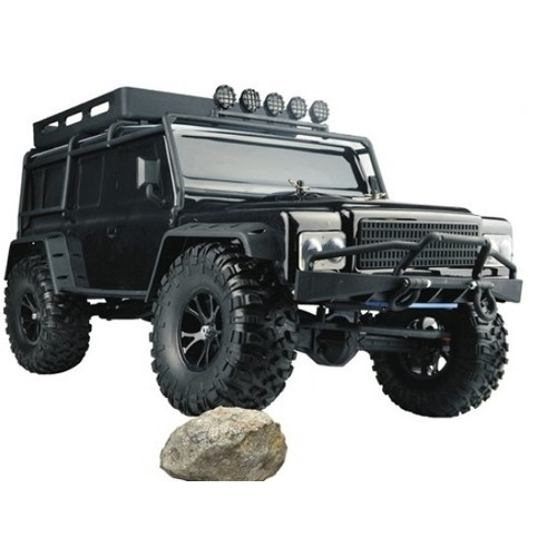 BF-4 Brushed Rock Monster RTR w/7.2V 1800mAH NI-MH battery, Wall Charger, 2.4GHz radio, 9kg servo, no headlights, R0246B