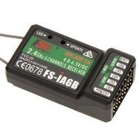 IA6B 6CH receiver 2.4ghz supports ibus